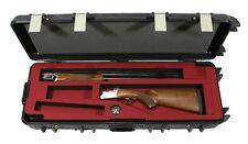 Two (2) Shotgun Hard Case - Over/Under - Locking