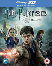 Harry Potter And The Deathly Hallows - Part 2 3D Blu-Ray (1000397024)