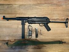 AEG Full Metal MP40 Electric Airsoft Gun