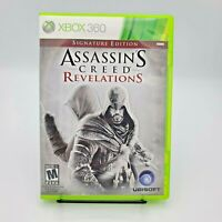 Assassin's Creed: Revelations Signature Edition (Microsoft Xbox 360) Complete