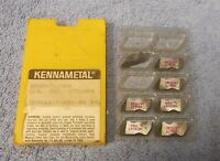KENNAMETAL    CARBIDE INSERTS      NR3047L    GRADE  K68     PACK OF 7