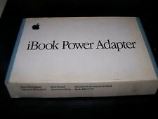 Apple 45W Power Adapter for iBook Clamshell & PowerBook G3 P/N M7332 Wide Pin