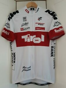 VINTAGE Cuore Tirol Cycle Jersey  - Size - Large