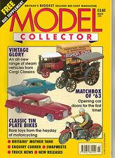 MODEL COLLECTOR Magazine Mar 1999+Omnibus Matchbox Tin Plate Bikes Britains Bus