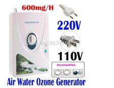 600mg/h Generatore di ozono Ozonizzatore O3 Timer disinfettante depuratore EU 8W