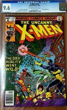 X-Men #128 CGC 9.6! 2nd best grade in CGC Census! RARE NEWSTAND EDITION!