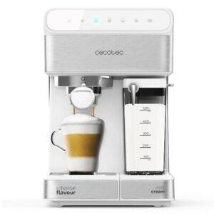 Cecotec Power Instant-Ccino 20 Touch Serie Bianca Kaffeemaschine - Weiss