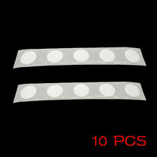 10x Ntag213 NFC Tags Sticker 13.56 MHZ ISO 14443A Universal Lable RFID Tags