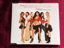 THE PUSSYCAT DOLLS - BEEP featuring Will I Am - CD SINGLE