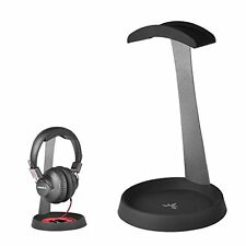 Avantree Universal Solid Steel Headphone Stand Hanger with Cable Holder for Senn