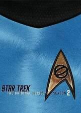 Star Trek: The Original Series Season Two DVD 8 Disc Box Set Second Brand NEW
