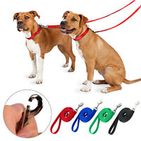 Extra Long Strong Nylon Pet Dog Puppy Training Walking Lead Rope 6/15/20/30/50FT