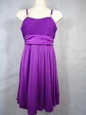 BCX Women's Sleeveless Casual / Party  Dress - Size Medium - Color Purple