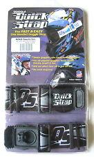 Roko Goggle Quick Strap Straps QuickStraps Scott Smith Oakley Thor Ariete Black