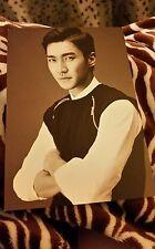 Super junior siwon smtown week official postcard Kpop K-pop