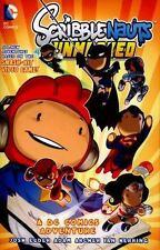 Scribblenauts Unmasked - A DC Comics Adventure by Josh Elder (2015, Paperback)