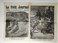 N225 La Une Du Journal Le petit journal 12  juillet 1914 tristesse Veil empereur