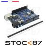 5178# Arduino Uno R3 clone Atmega 328P CH340 Board DIY