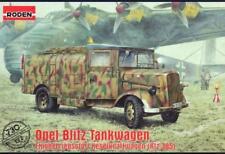 OPEL BLITZ KFZ.385 TANKWAGEN (GERMAN WEHRMACHT MKGS)#730 1/72 RODEN