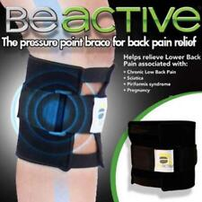 Be Active Brace Point Pad Leg Back Pain Acupressure Sciatic Nerve