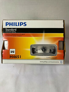 New Headlight Bulb-Headlamp Philips H4651