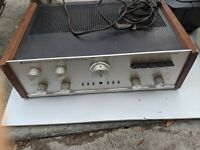 Vintage Kenwood KA-6000 Solid State Stereo Integrated Amplifier