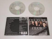 CULTURE CLUB/GREATEST MOMENTS/VH1 NARRADORES DE CUENTOS(724384679422) 2XCD ÁLBUM