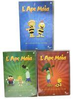 20 dvd x 3 box L'APE MAIA serie classica completa nuovo