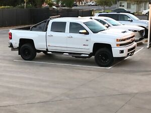 Roll sports bar to suit Chevrolet Silverado 2500HD 2019, Black, with logo