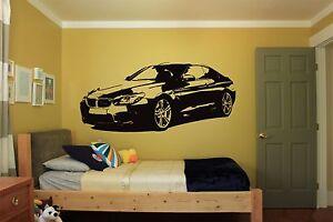 Wall Room Decor Art Vinyl Sticker Mural Decal Car Boy Supercar Speed Auto FI013