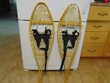 vintage, snowshoes/complete - nice 10 x 37 # 1788