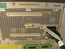 J8712A HP ProCurve Switch 5406zl 875W Power Supply Inludes Cord EUC