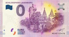Billet Touristique 0 Euro --- Schlosspark Laxenburg 2018-1