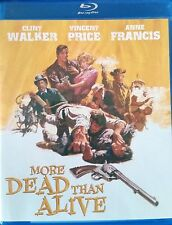 More Dead Than Alive (Blu-ray Disc, 2014)