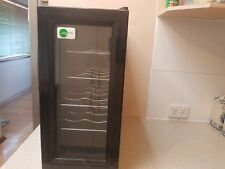 DOME WINE COOLER FRIDGE (AS NEW)