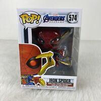 Funko POP! Marvel Avengers Endgame - IRON SPIDER #574 - Vinyl Figure