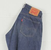 Vintage Levi's 514 Blue Regular Straight Fit Men's Jeans W29 L30