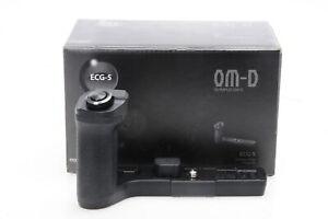 Olympus ECG-5 External Metal Grip for E-M5 Mark III #1AD