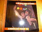 The Rolling Stones: American Tour '81 Program Souvenir Booklet !!