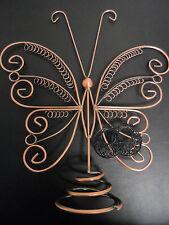 Présentoir Du Boucles Papillon 35 x 32cm, Herausragende, Outstanding, Hurst
