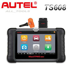 Autel TS608 MaxiTPMS Complete TPMS and All System Service Diagnostic Tablet