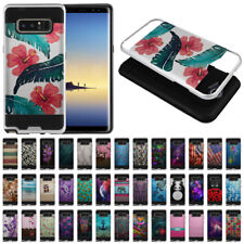 "For Samsung Galaxy Note 8 N950 6.3"" Design Anti Shock Brushed Hybrid Case Cover"