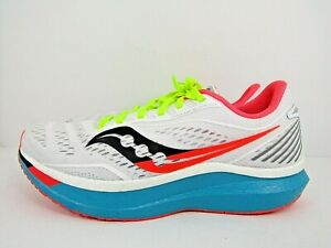 MEN'S SAUCONY ENDORPHIN SPEED size 10 !!WORN LESS THAN 20 MILES! RUNNING SHOES