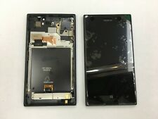 Nokia Lumia 925 Replacement Screen LCD Display Touch Digitizer Black WITH FRAME