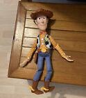 Toy Story Woody Interactive Doll - Thinkway Toys - Vintage - Disney Pixar
