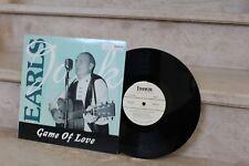 LP 25 cm. jack earls - game of love (enviken records 2002)