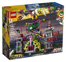 The LEGO Batman Movie The Joker Manor Set 70922