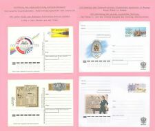 Stationery AP06 Russia Olympics Cable Press Book 4 Covers