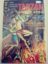 TARZAN OF THE APES 188 VG+ GOLD KEY 1967 PA2-289