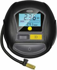 Ring RTC1000 12V Digital Car Tyre Inflator with Fast Automatic Stop